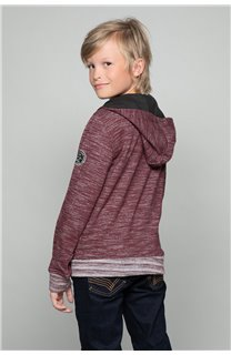 Sweat NEWSTEP Garçon P549B (47996) - DEELUXE