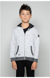 Sweat NEWSTEP Garçon P549B (48000) - DEELUXE