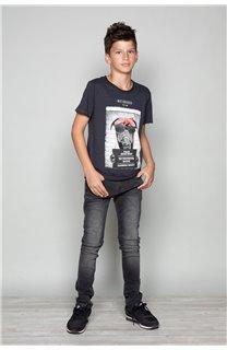 T-Shirt T-Shirt BANDI Garçon W19190B (48039) - DEELUXE