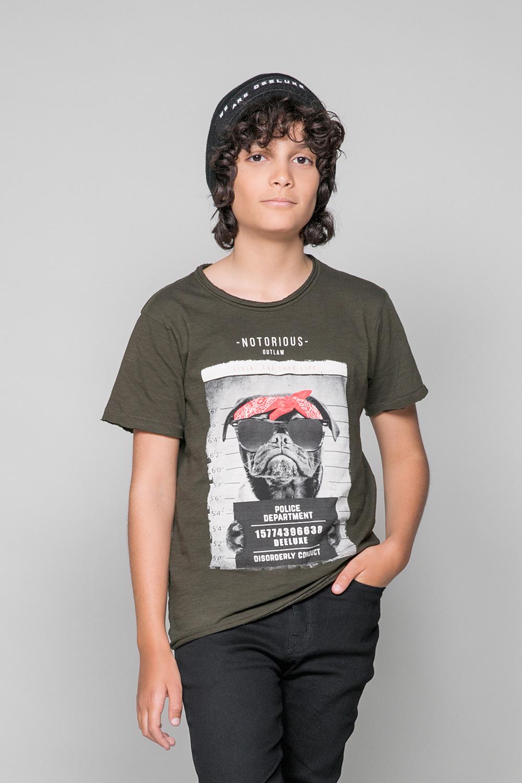 T-Shirt T-Shirt BANDI Garçon W19190B (48043) - DEELUXE