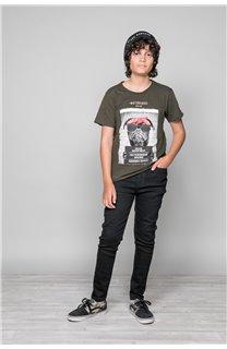 T-Shirt T-Shirt BANDI Garçon W19190B (48044) - DEELUXE
