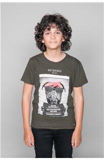 T-Shirt BANDI Garçon W19190B (48045) - DEELUXE