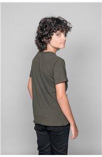 T-Shirt T-Shirt BANDI Garçon W19190B (48046) - DEELUXE