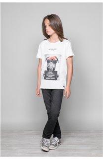 T-Shirt BANDI Garçon W19190B (48049) - DEELUXE
