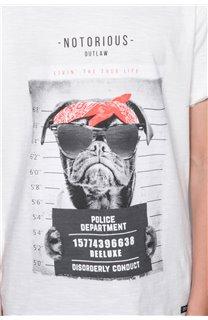 T-Shirt BANDI Garçon W19190B (48052) - DEELUXE