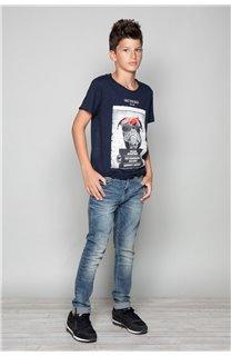 T-Shirt BANDI Garçon W19190B (48054) - DEELUXE