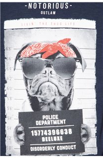 T-Shirt T-Shirt BANDI Garçon W19190B (48057) - DEELUXE