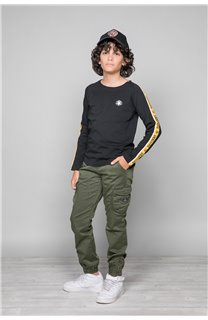 T-Shirt T-Shirt LITIUM Garçon W19191B (48099) - DEELUXE