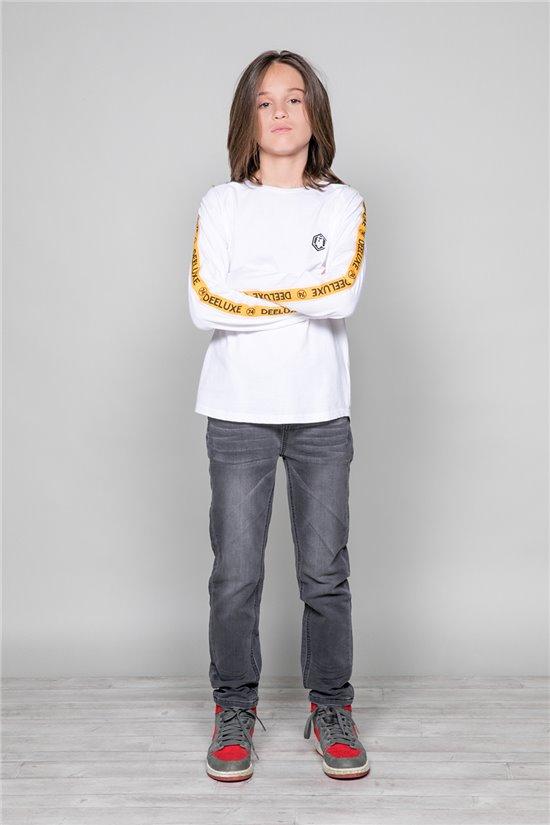 T-Shirt LITIUM Garçon W19191B (48098) - DEELUXE