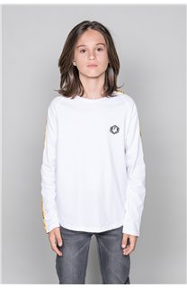 T-Shirt T-Shirt LITIUM Garçon W19191B (48105) - DEELUXE