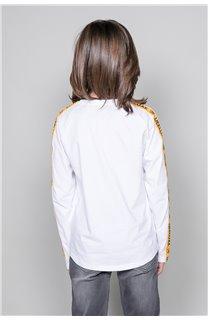T-Shirt T-Shirt LITIUM Garçon W19191B (48106) - DEELUXE
