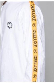 T-Shirt T-Shirt LITIUM Garçon W19191B (48107) - DEELUXE