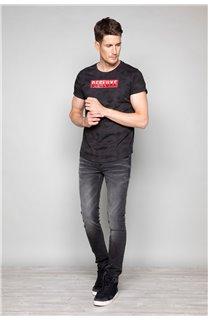T-Shirt T-SHIRT WEAK Homme W19147 (48113) - DEELUXE
