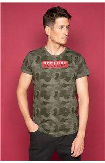 T-Shirt T-SHIRT WEAK Homme W19147 (48118) - DEELUXE