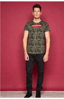 T-Shirt T-SHIRT WEAK Homme W19147 (48119) - DEELUXE