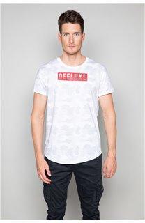 T-Shirt T-SHIRT WEAK Homme W19147 (48130) - DEELUXE