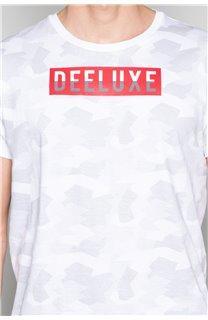 T-Shirt T-SHIRT WEAK Homme W19147 (48132) - DEELUXE