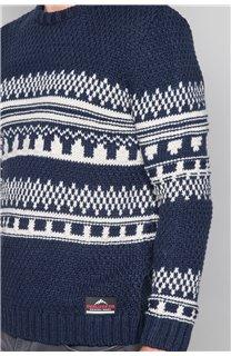 Pull PULL OLAF Homme W19316 (48167) - DEELUXE