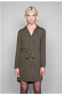 Robe VIOLETTE Femme W19226W (48189) - DEELUXE