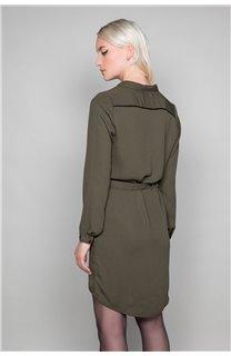 Robe VIOLETTE Femme W19226W (48190) - DEELUXE