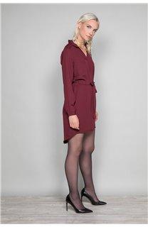 Robe VIOLETTE Femme W19226W (48193) - DEELUXE