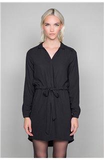 Robe VIOLETTE Femme W19226W (48199) - DEELUXE