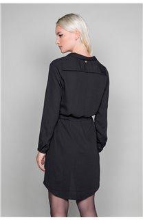 Robe VIOLETTE Femme W19226W (48200) - DEELUXE