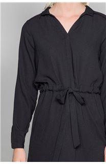 Robe VIOLETTE Femme W19226W (48201) - DEELUXE