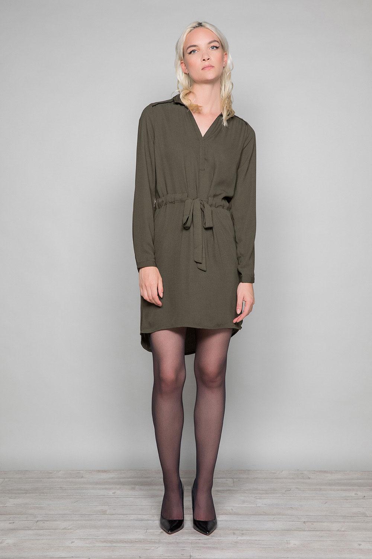 Robe Robe VIOLETTE Femme W19226W (48202) - DEELUXE
