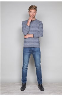 Pull PULL LUX Homme W19331 (48284) - DEELUXE