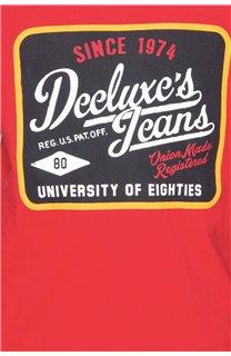 T-Shirt VERNON Garçon W19116B (48297) - DEELUXE