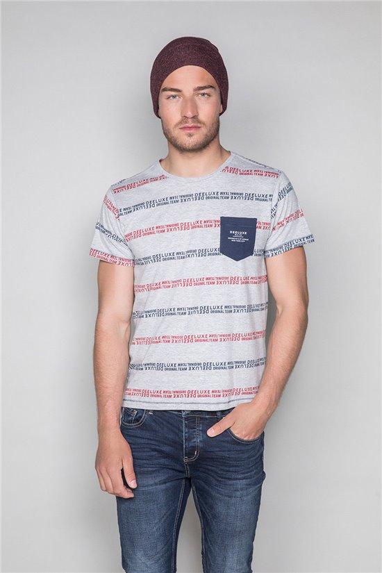 T-Shirt T-SHIRT STAN Homme W19151 (48313) - DEELUXE