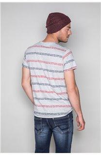 T-Shirt T-SHIRT STAN Homme W19151 (48316) - DEELUXE