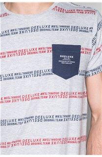T-Shirt T-SHIRT STAN Homme W19151 (48317) - DEELUXE