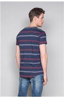 T-Shirt T-SHIRT STAN Homme W19151 (48321) - DEELUXE