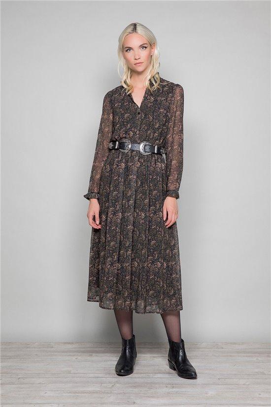 Robe SELENA Femme W19208W (48328) - DEELUXE