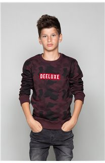 Sweat Sweat HEATHENS Garçon W19536B (48333) - DEELUXE