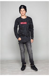 Sweat Sweat HEATHENS Garçon W19536B (48339) - DEELUXE