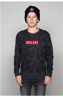 Sweat Sweat HEATHENS Garçon W19536B (48340) - DEELUXE