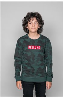 Sweat Sweat HEATHENS Garçon W19536B (48345) - DEELUXE