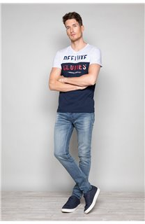 T-shirt SPORTY Homme Deeluxe