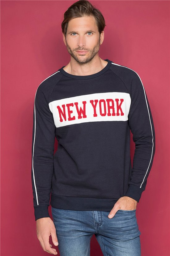 Sweat MANHATTAN Homme Deeluxe
