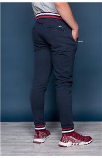 Pantalon Pantalon LUIGI Garçon W197114B (48418) - DEELUXE