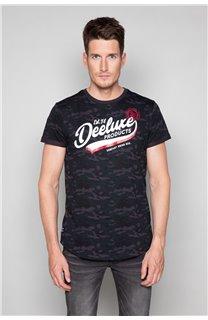 T-Shirt T-SHIRT MILO Homme W19140 (48467) - DEELUXE