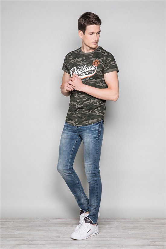 T-shirt MILO Homme Deeluxe