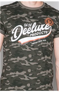 T-Shirt T-SHIRT MILO Homme W19140 (48474) - DEELUXE