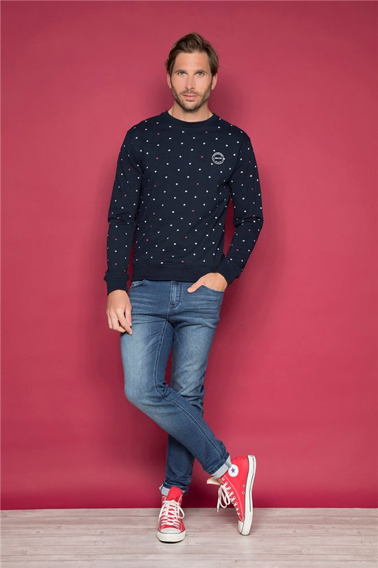 Sweat NAGPUR Homme W19534 (48558) - DEELUXE