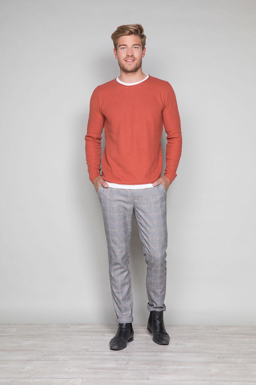 Pantalon PANTALON LAUREL Homme W197020 (48573) - DEELUXE