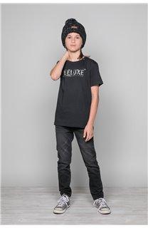 T-Shirt LEON Garçon W19131B (48624) - DEELUXE