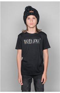 T-Shirt LEON Garçon W19131B (48625) - DEELUXE